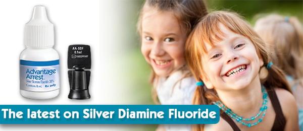 Silver Diamine Fluoride ad