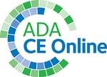 American Dental Association CE Online logo