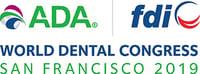 FDI ADA World Dental Congress San Francisco 2019 logo