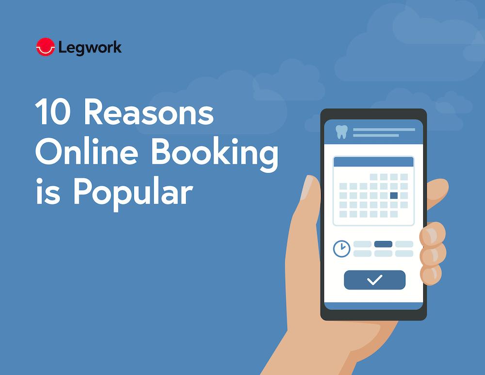 10 Reasons Online Booking is Popular