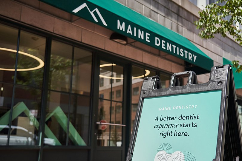 Maine Dentistry after image